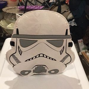 Star Wars stormtrooper bag